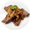 Veal Liver with Onions