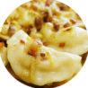 Potatoes and mushrooms VARENIKI